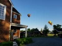 Blue Dot Farm - hot air balloons